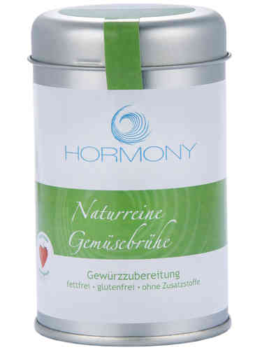 Hormony® all-natural vegetable stock