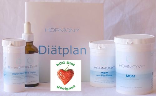 Hormony® Complete Diet Package, 3 weeks